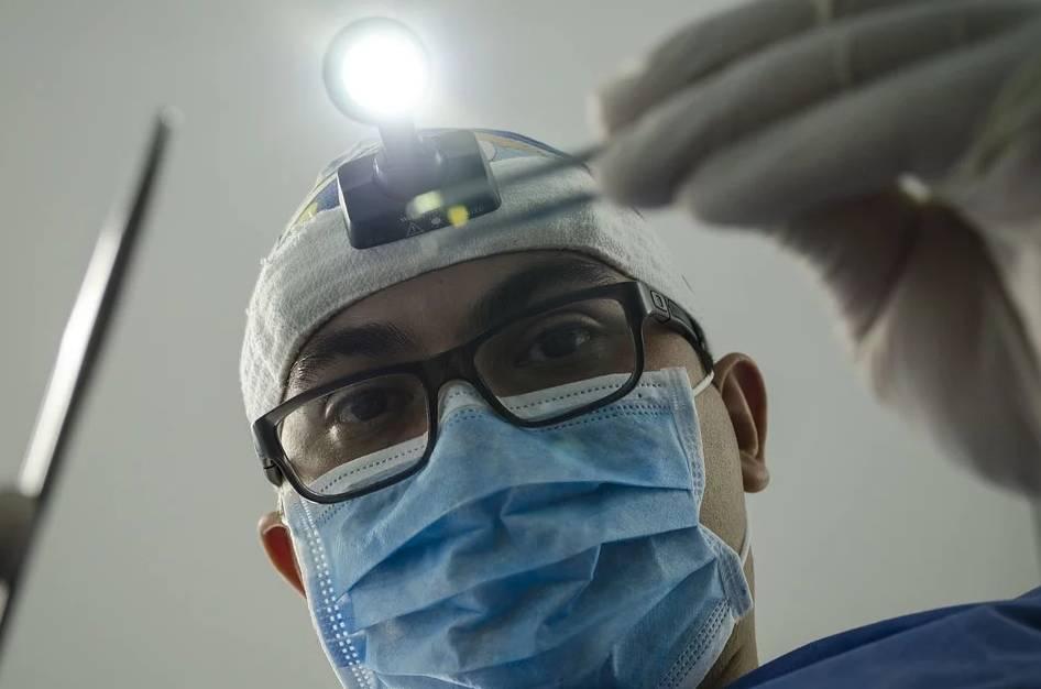 Knochenaufbau Zahnimplantate