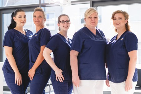 Chirurgie Team 1